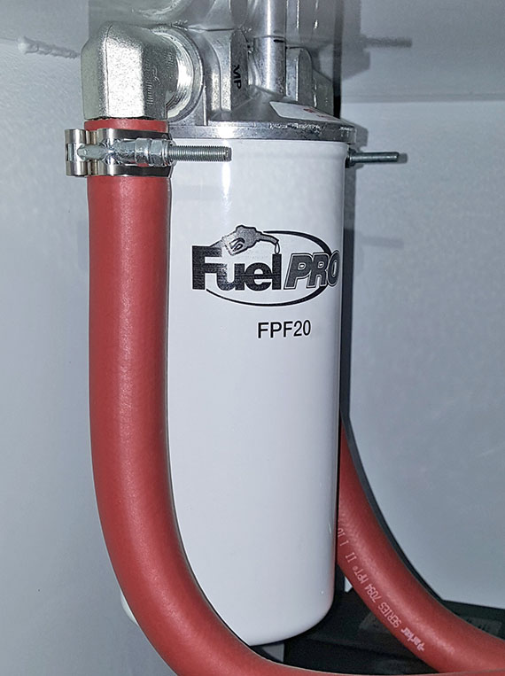 FuelPRO fuel filter