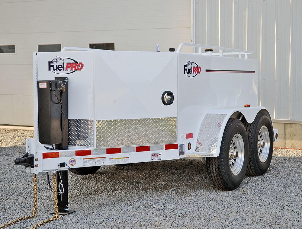 750 Gallon Fuel Trailer Fuelpro Trailers